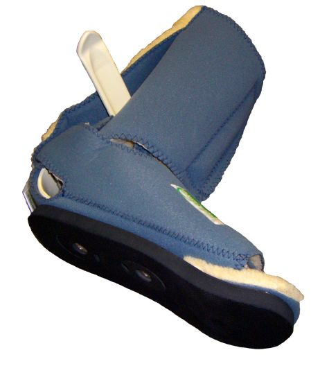 Ambulation boot Multi Podus with Fleece